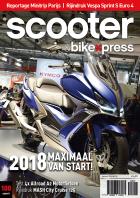 Scooter&bikexpress #128 (januari 2018)