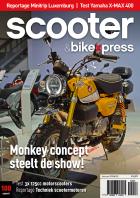 Scooter&bikexpress #129 (februari 2018)