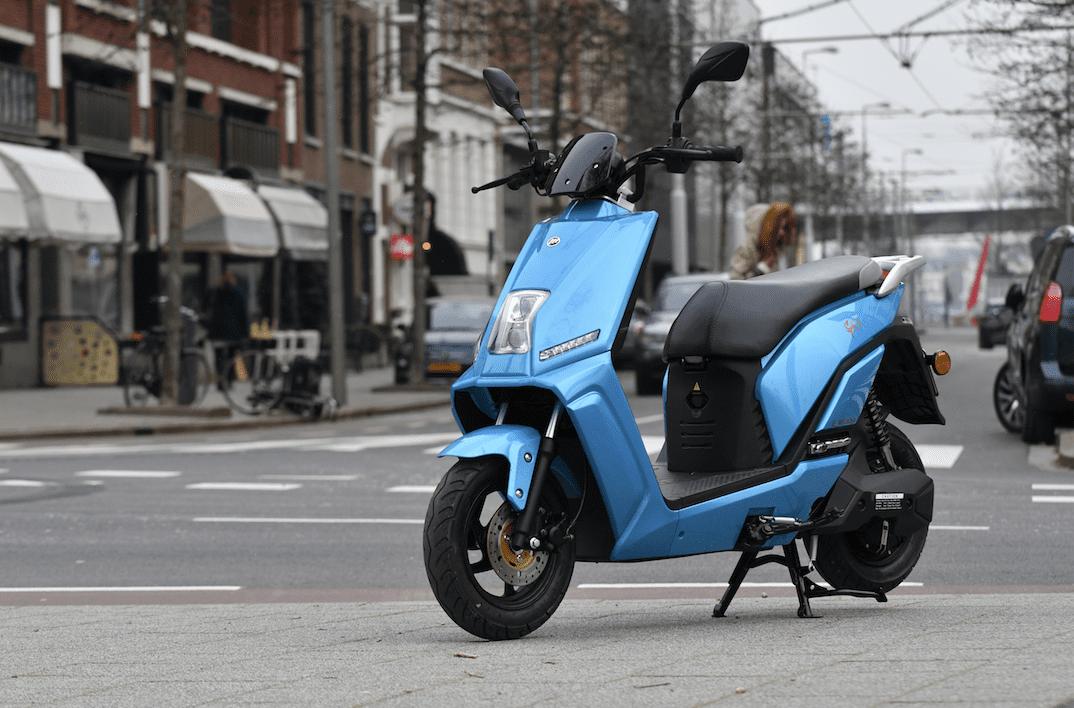 Nieuwkomer Lifan lanceert elektrische scooter