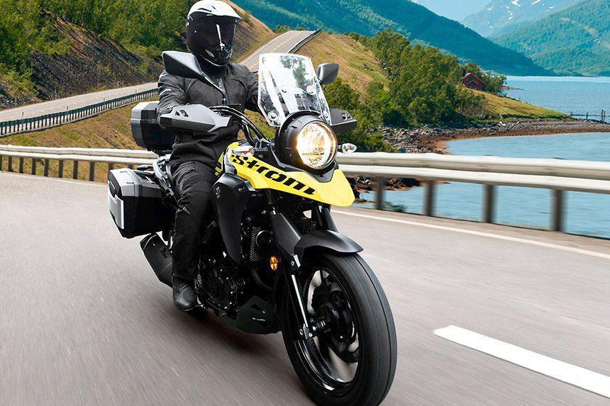 Prijsverlaging: Suzuki V-Strom 250A naar slechts € 4.999,-