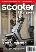 Scooter&bikexpress #133 (juni 2018)