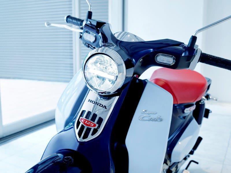 Nieuwe Honda Super Cub voor 2018