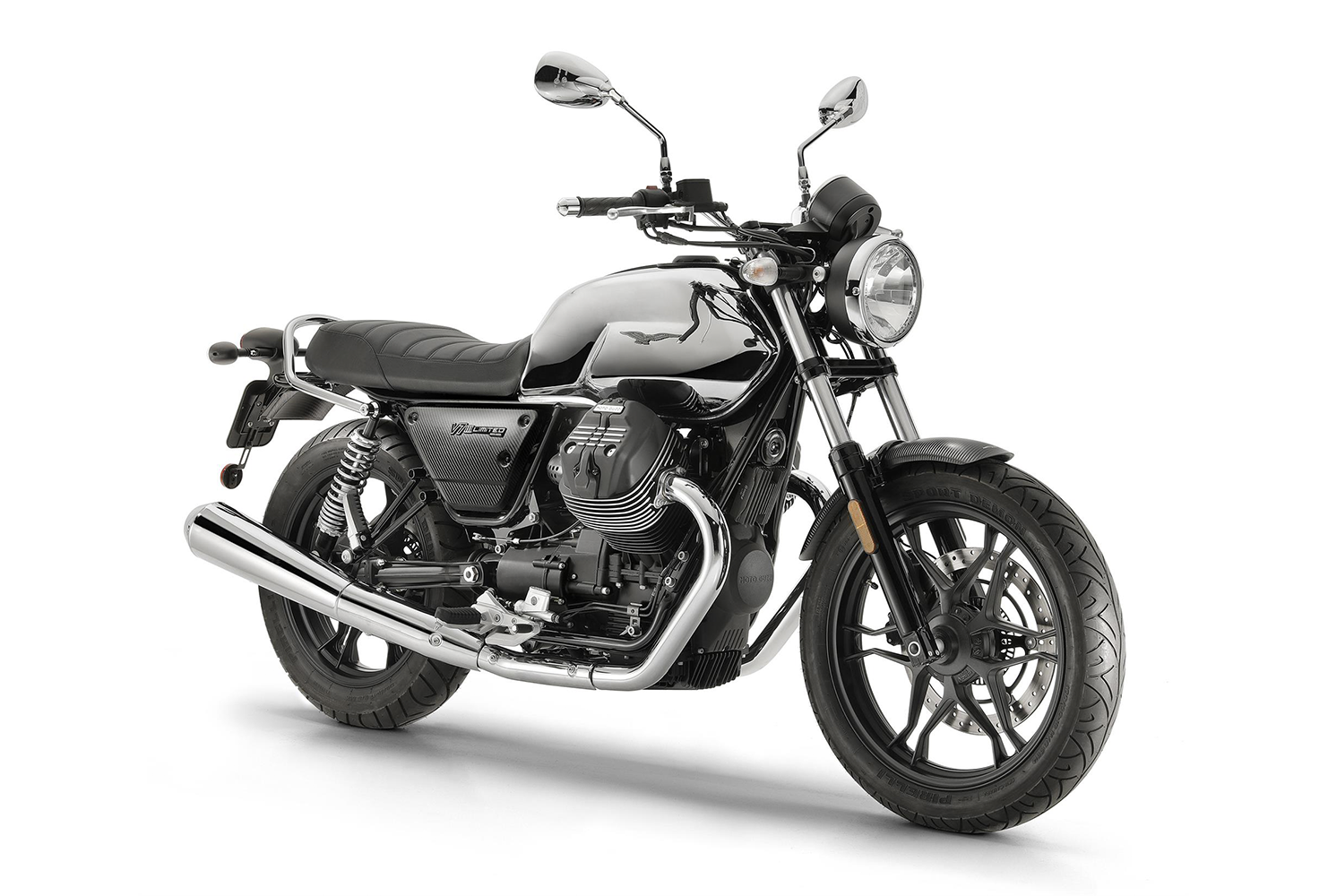 Moto Guzzi V7 III Limited: exclusieve special onthuld op Wheels and Waves