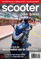 Scooter&bikexpress #136 (september 2018)