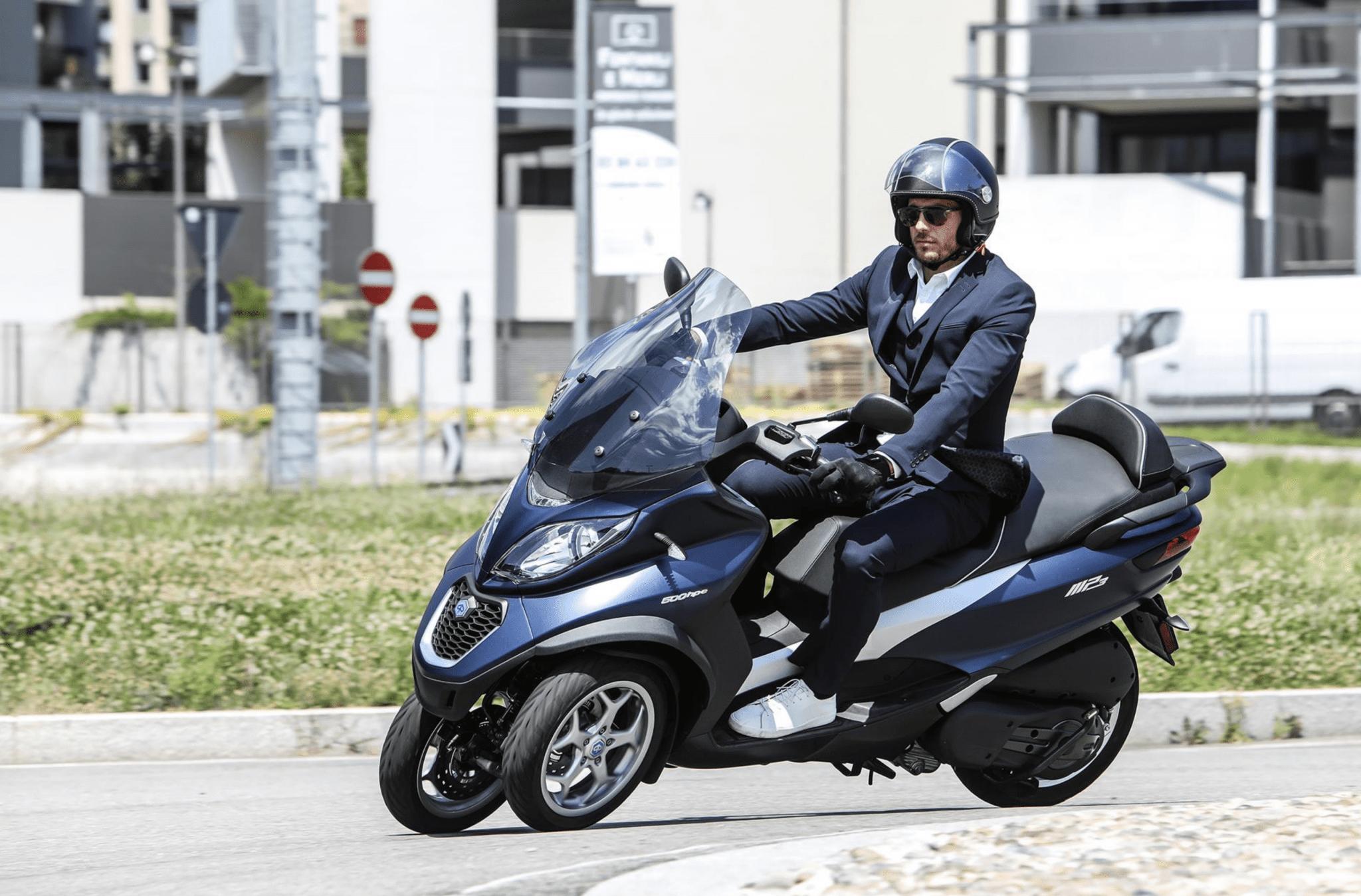 Piaggio Urban Days: volop septembervoordeel op nieuwe MP3-serie