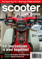 Scooter&bikexpress #138 (november 2018)