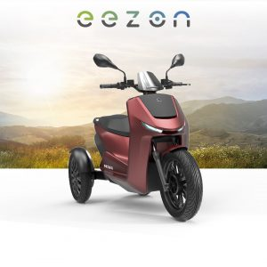 elektrische motorfiets eezon