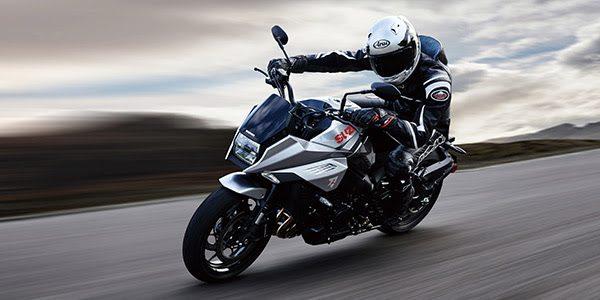 Suzuki Katana: terugkeer van een motorlegende