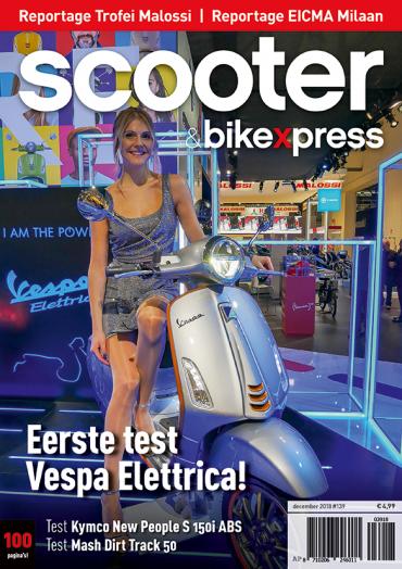 Scooter&bikexpress #139 (december 2018)