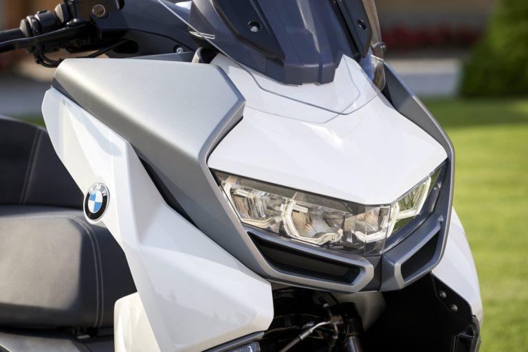 nieuwe BMW C 400 GT