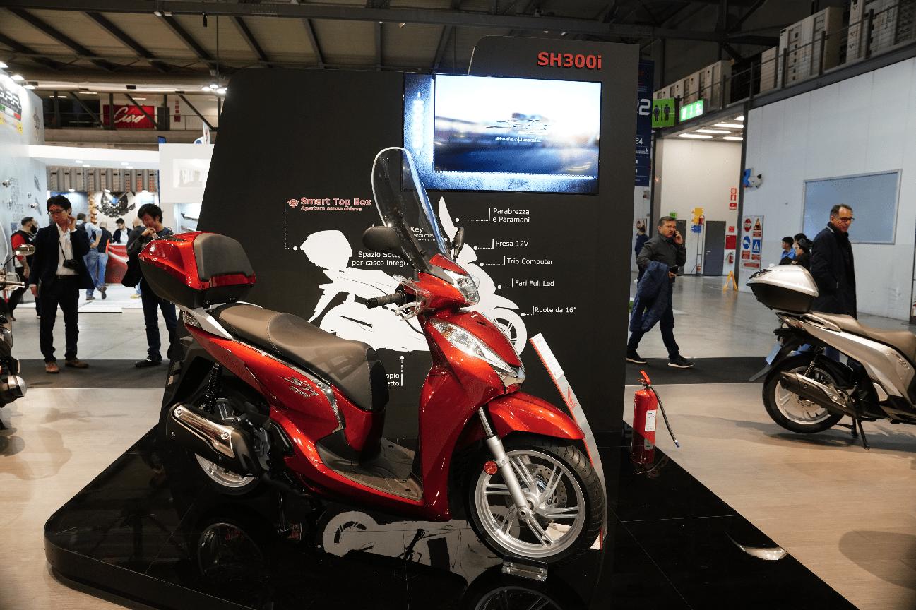 Honda brengt nieuwe energie in de middenklasse line-up, met maar liefst 5 nieuwe onthullingen op de 2018 EICMA