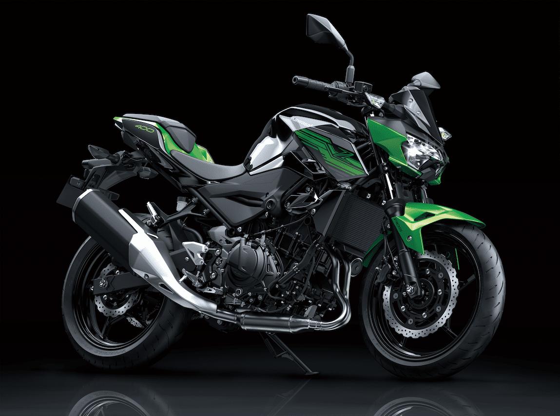 Scherpe introductieprijs voor nieuwe Kawasaki Z400
