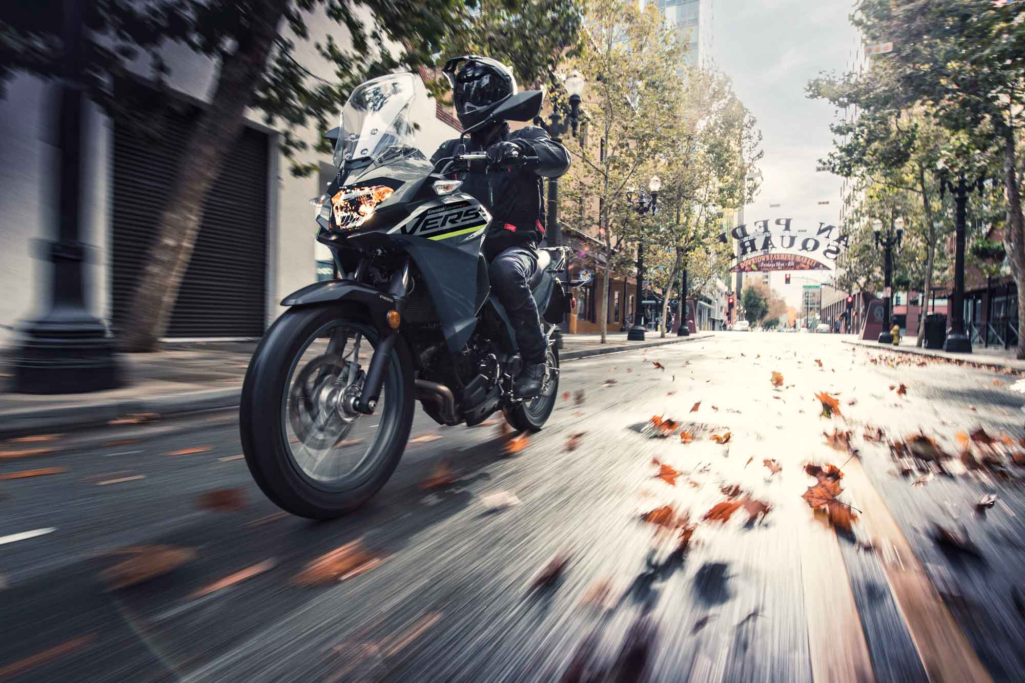 Kawasaki Versys X-300 2019, Dual Purpose en Multi Purpose