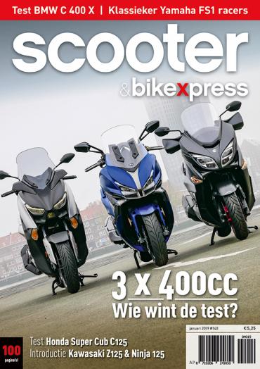 Scooter&bikexpress #140 (januari 2019)