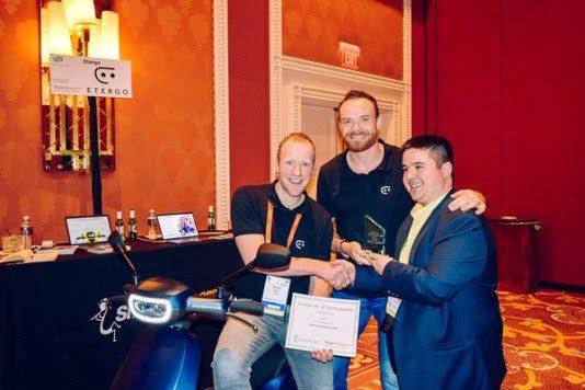 Nederlandse Etergo wint prijzen op technologiebeurs CES