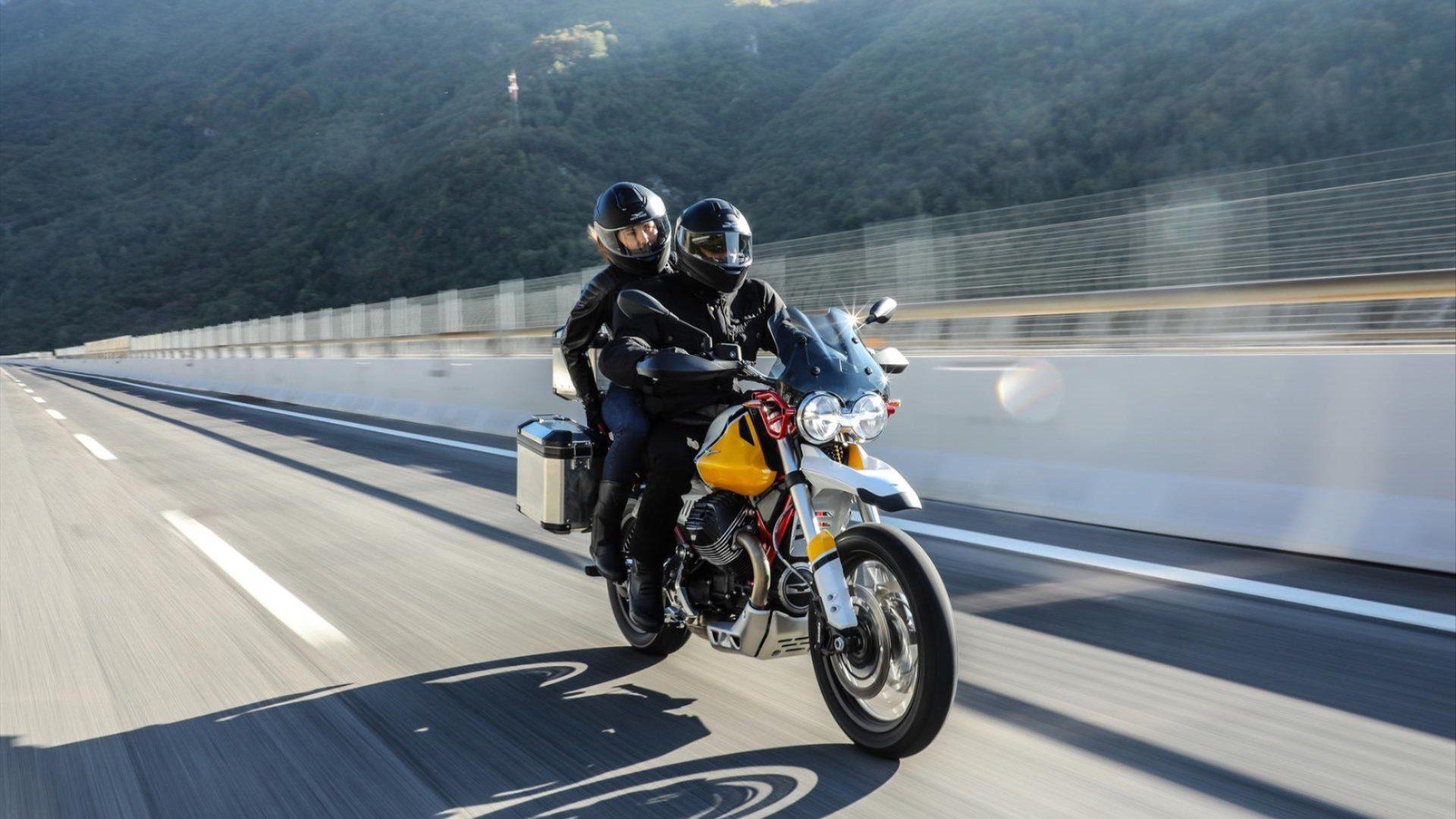Moto Guzzi V85 TT: Meer dan 8.000 aanvragen voor testritten in heel Europa