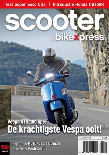 Scooter&bikexpress #142 (maart 2019)