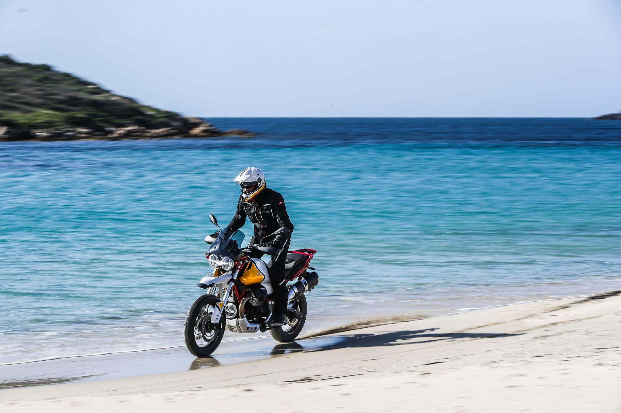 Test de V85 TT en alle andere Moto Guzzi modellen nu zelf!