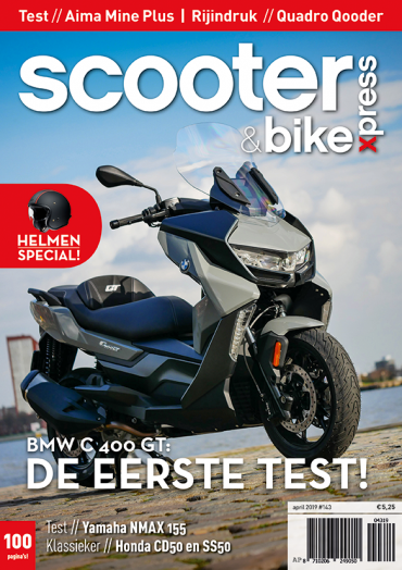Scooter&bikexpress #143 (april 2019)