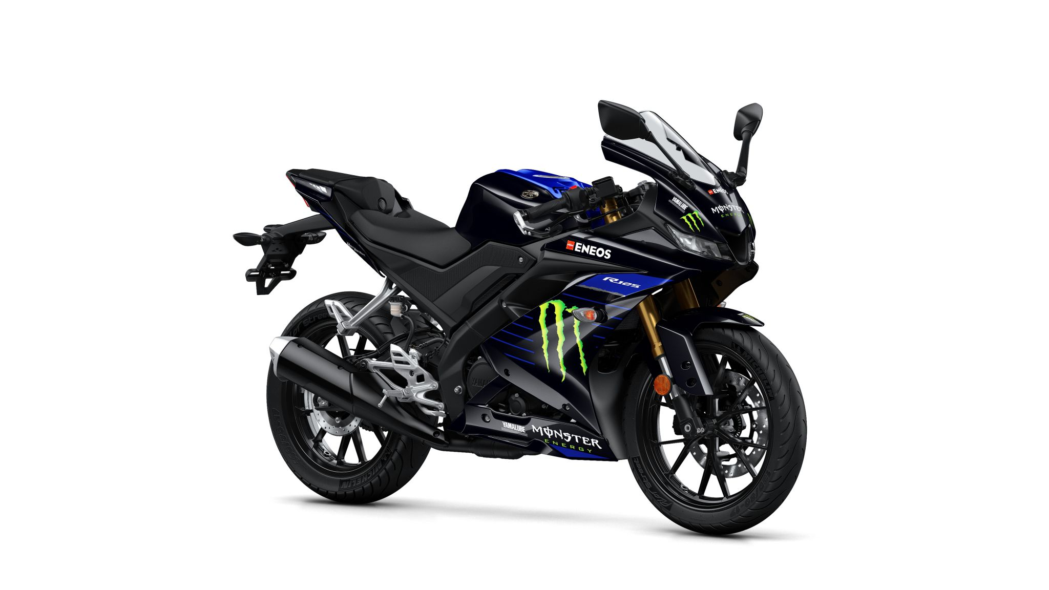 Yamaha injecteert puur Monster Energy Yamaha MotoGP DNA in de YZF-R125
