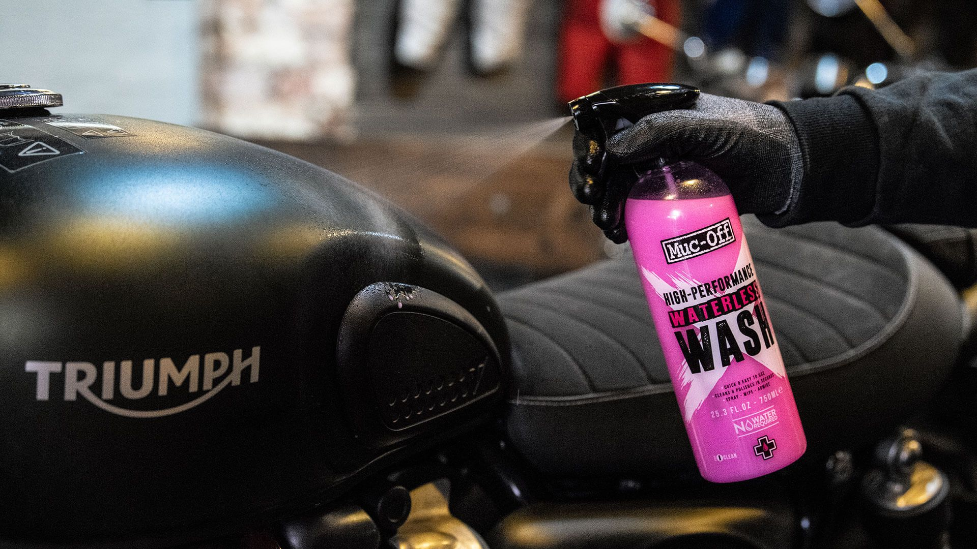 Waterless Wash van Muc-Off