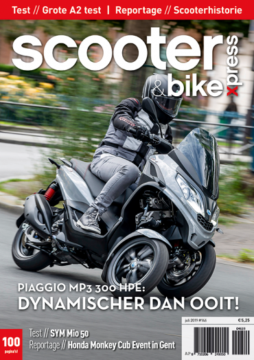 Scooter&bikexpress #146 (juli 2019)