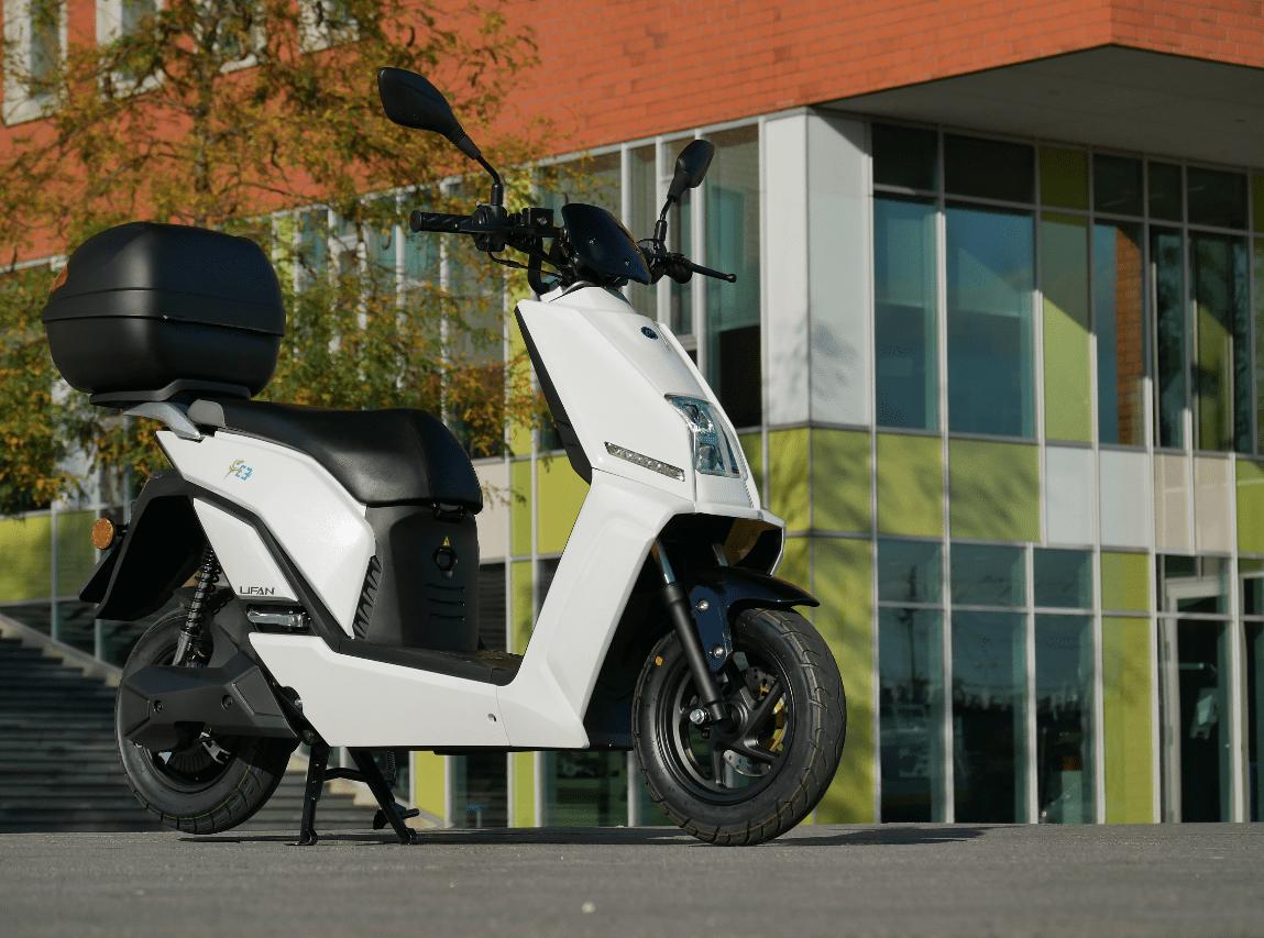 prijsverlaging voor Lifan e-scooter