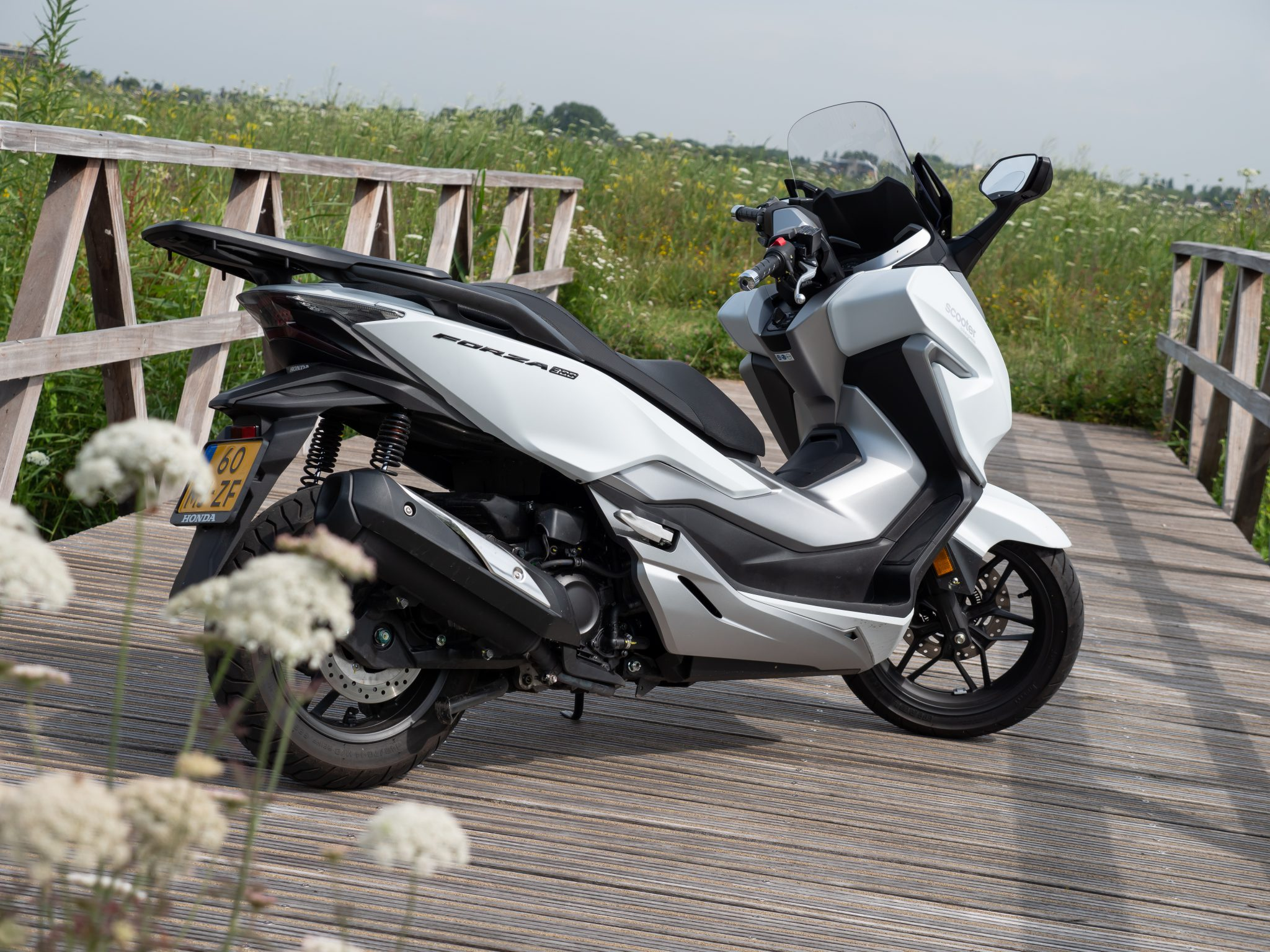 Honda Forza 300: de ideale GT scooter!