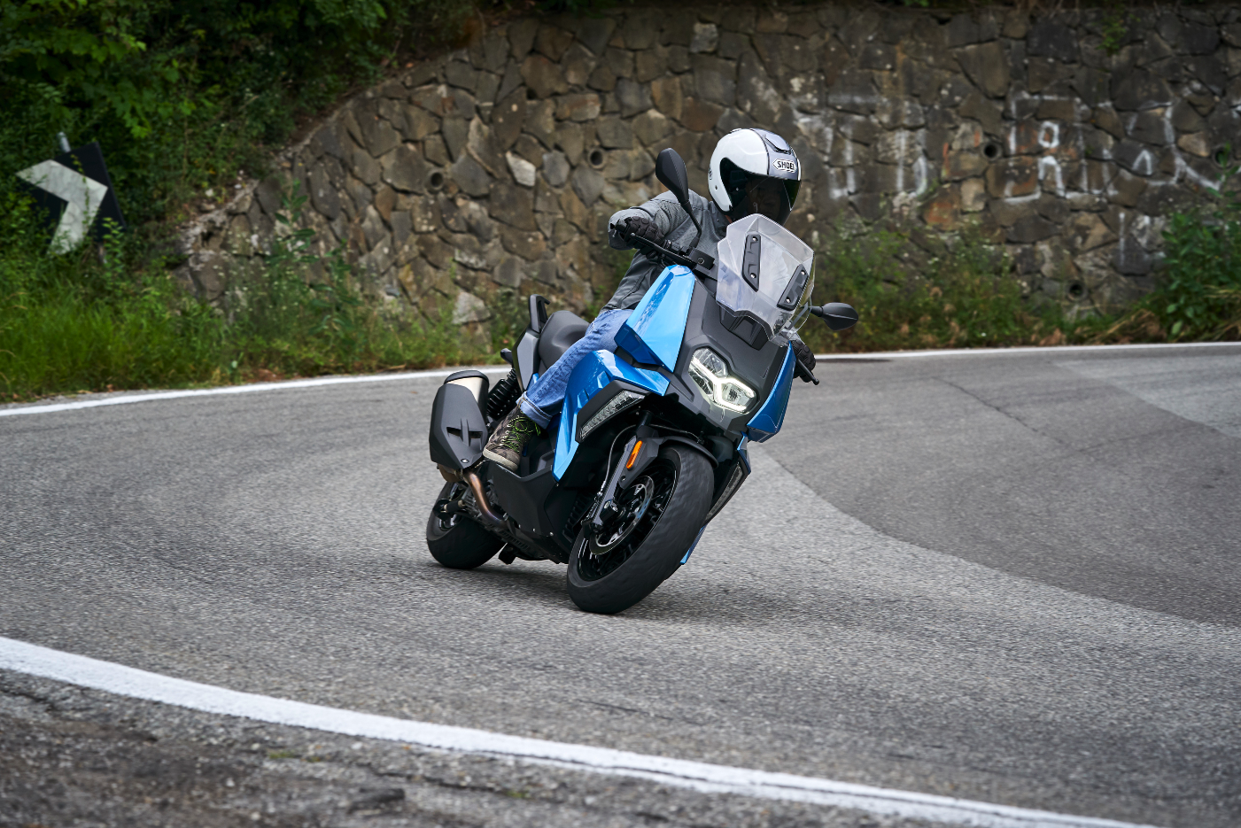 BMW Motorrad eerste in NL met private lease