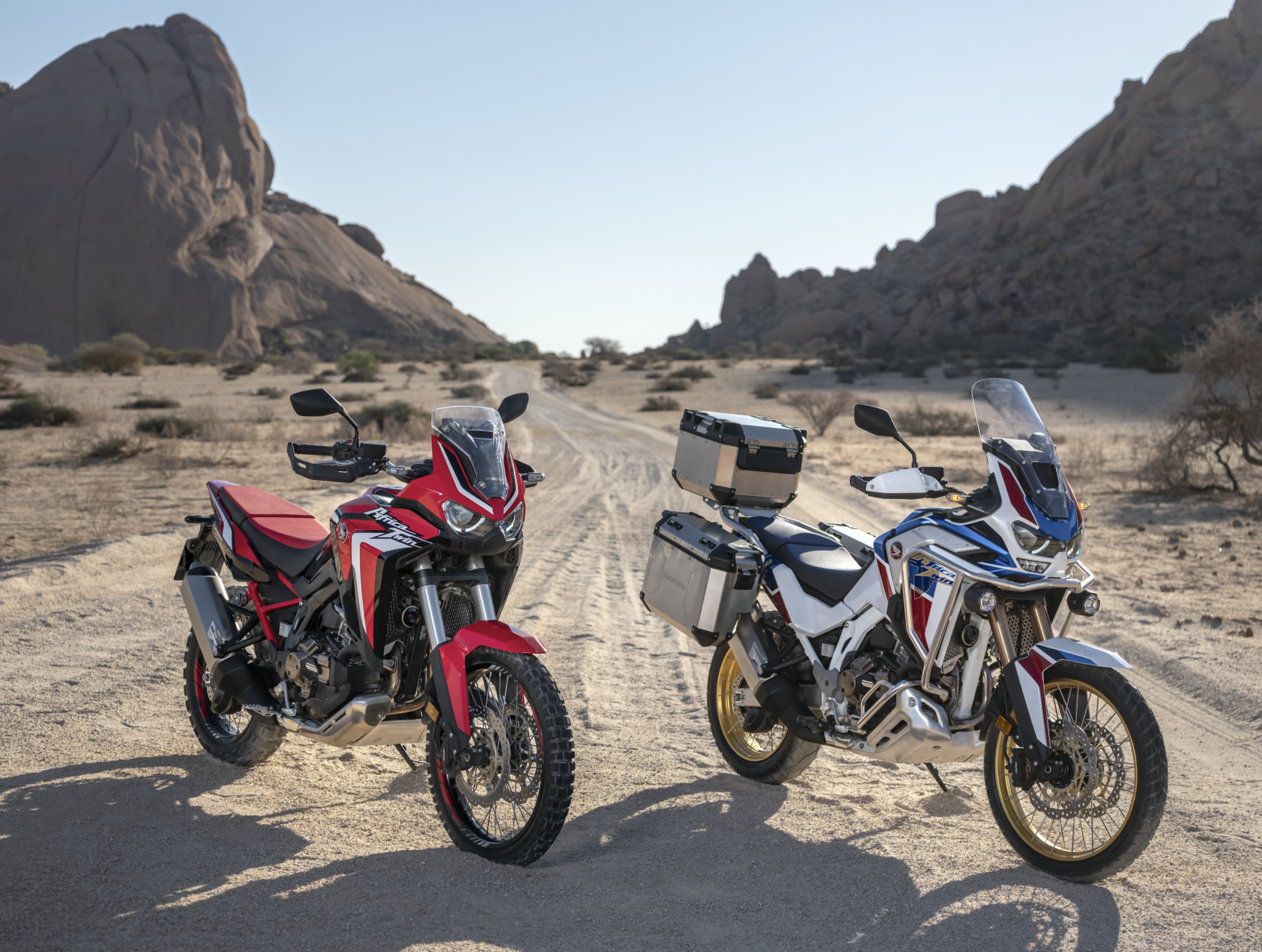 Honda Africa Twin (Adventure Sports) 2020