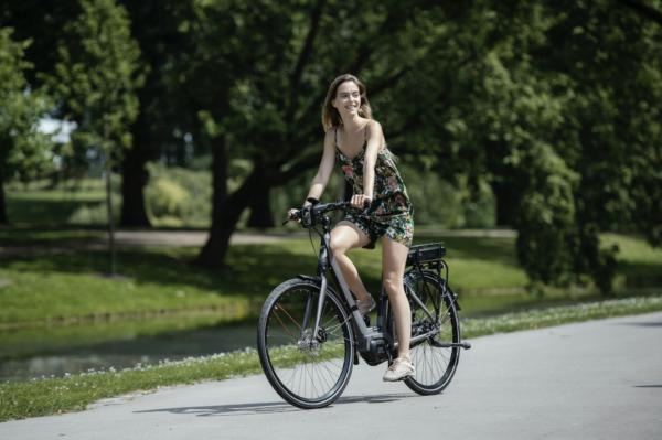 Kymco e-bike