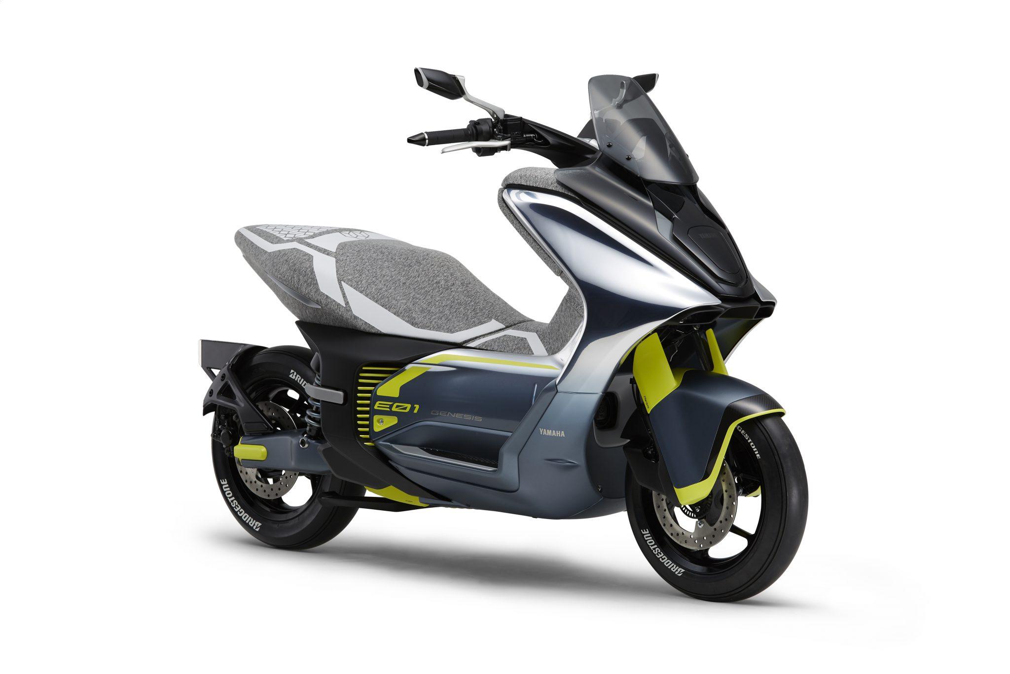 Yamaha Motor deelt concepten tijdens 46e Tokyo Motor Show 2019