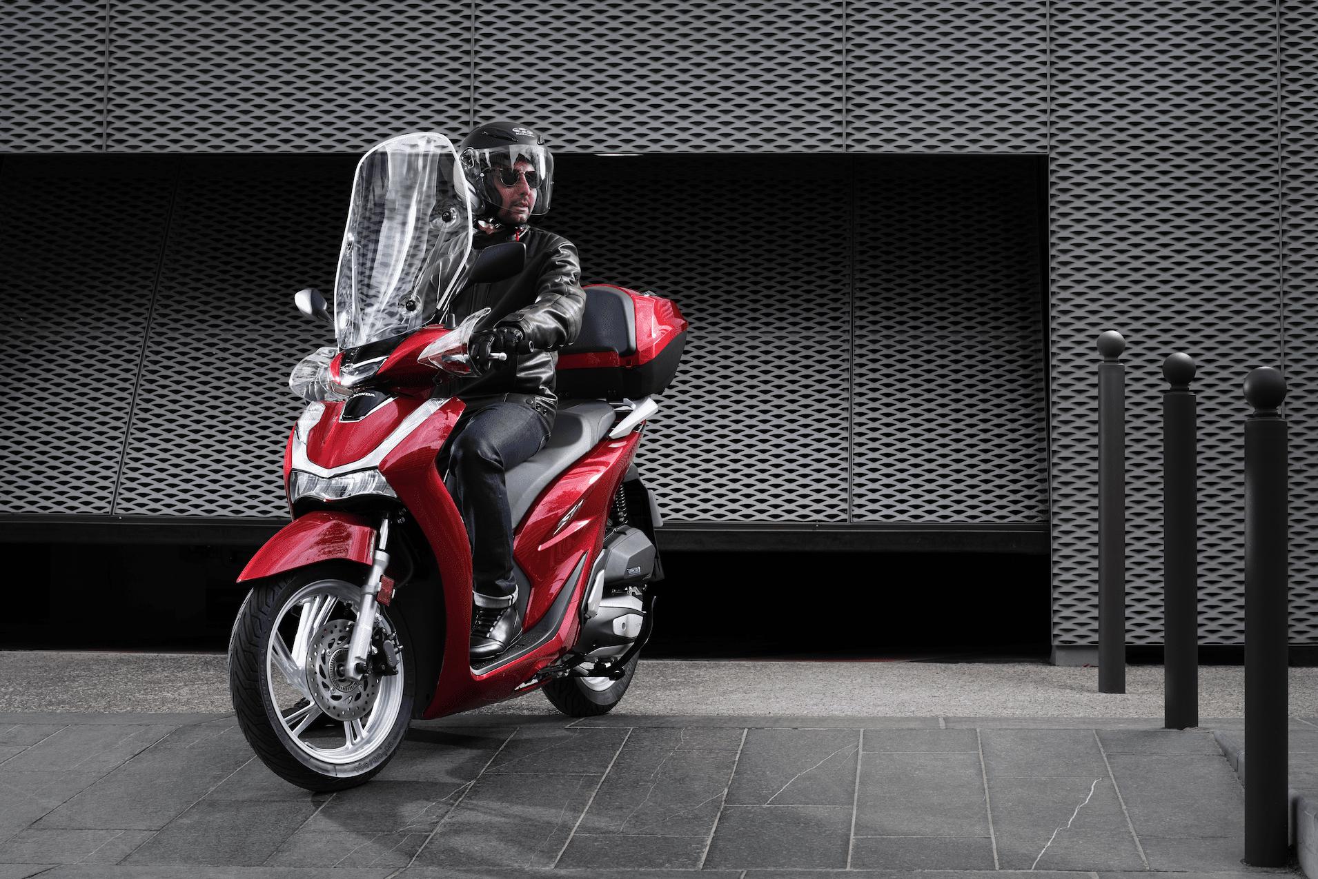 De Honda SH150i en SH125i 2020