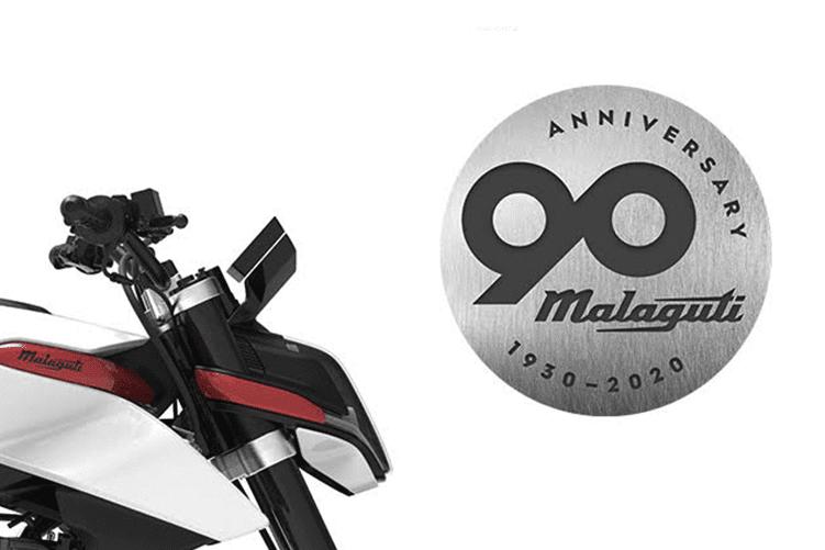 Malaguti viert zijn 90ste verjaardag