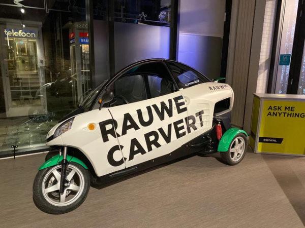 Carver Rotterdam