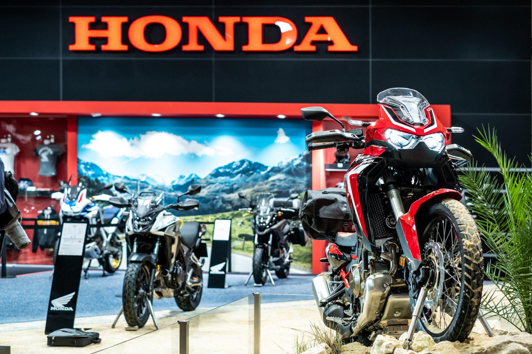 Honda weer van de partij op MOTORbeurs Utrecht