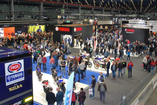 Yamaha MOTORbeurs Utrecht