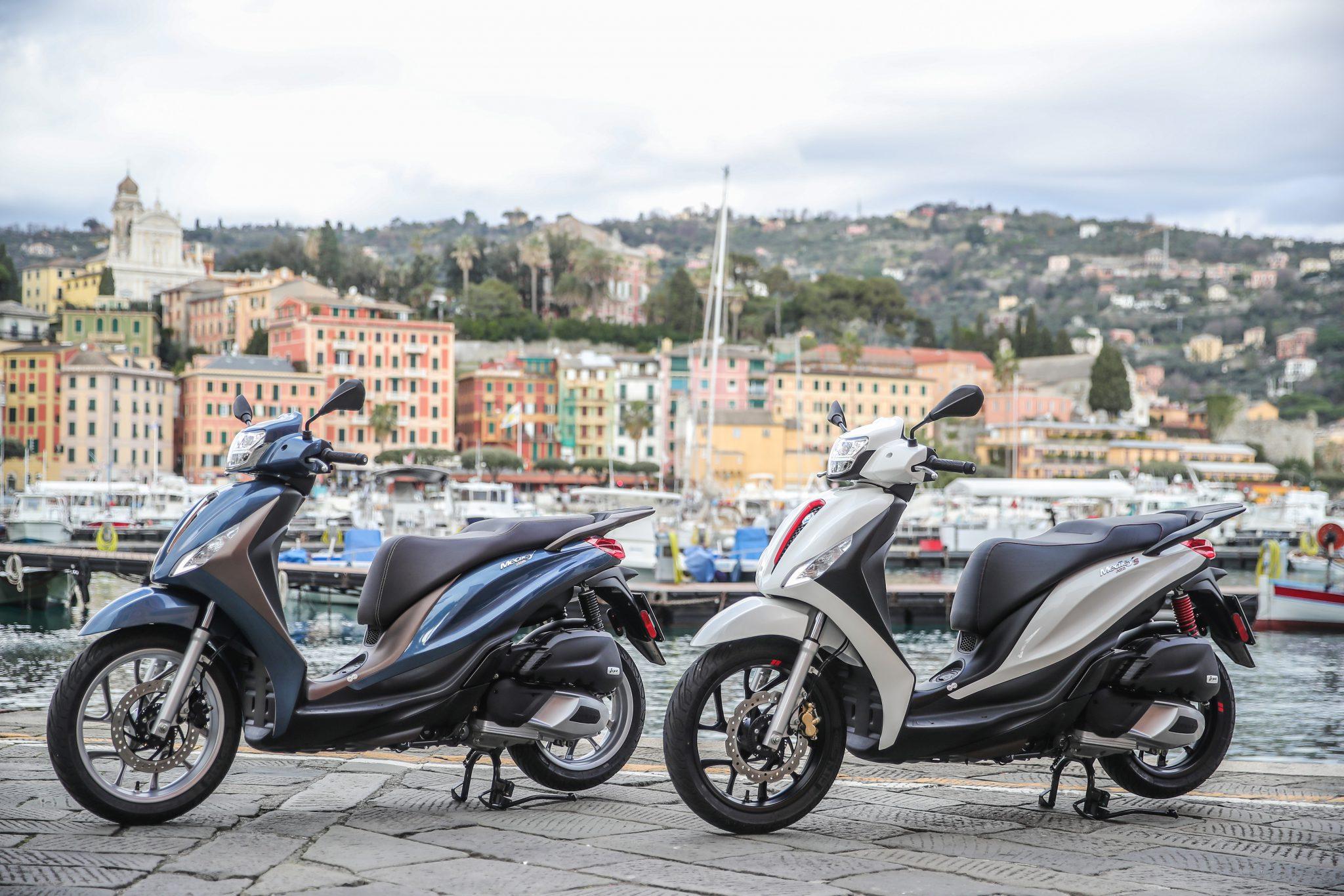 Piaggio Group heropent zijn fabrieken