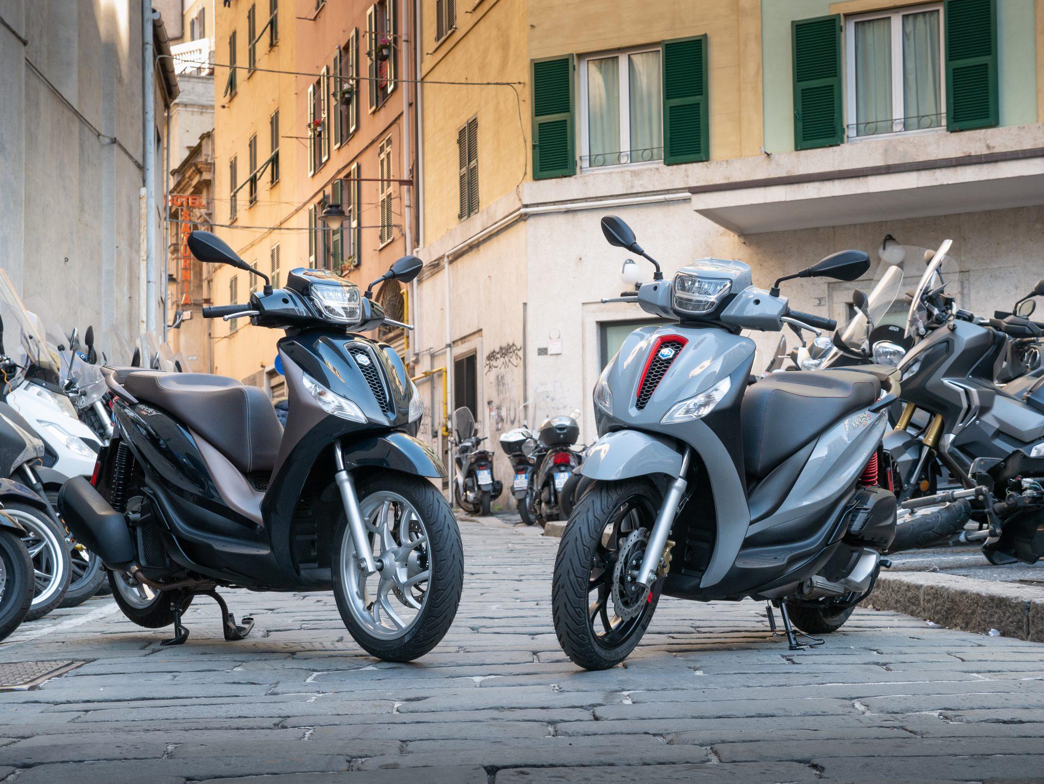 Piaggio Group komt met gratis pechhulp