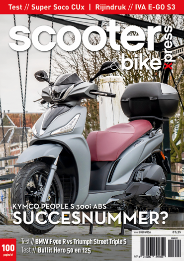 Scooter&bikexpress #156 (mei 2020)