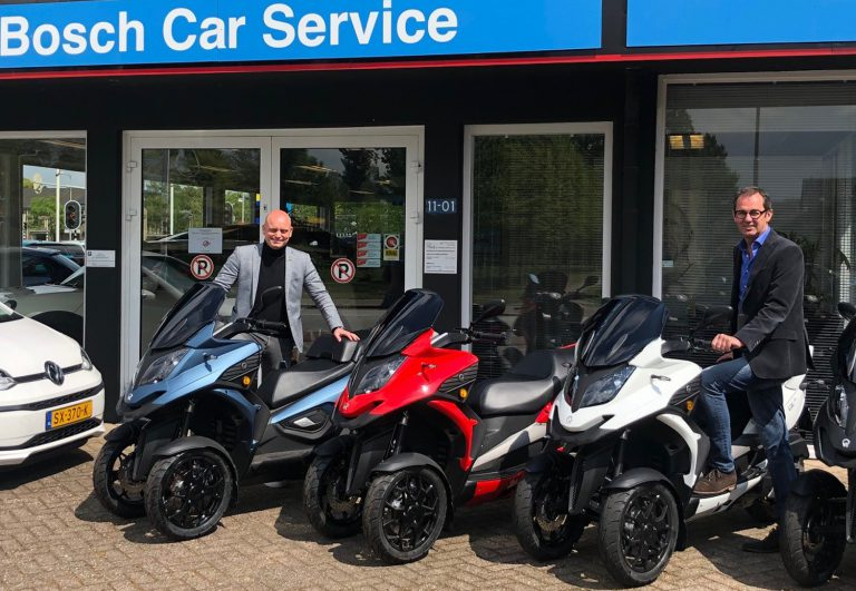 Qooder Bosch Car Service