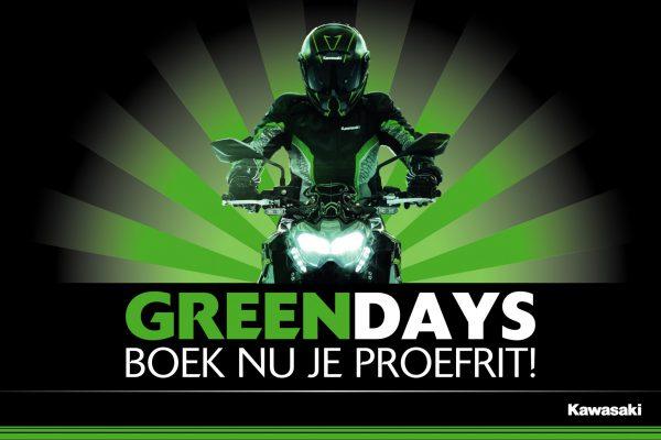 Kawasaki Green Days