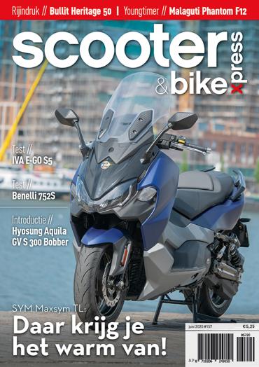 Scooter&bikexpress #157 (juni 2020)