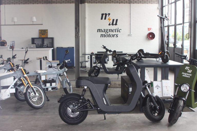 Magnetic Motors