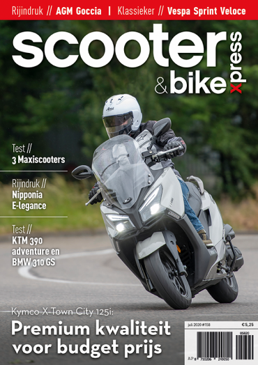 Scooter&bikexpress #158 (juli 2020)