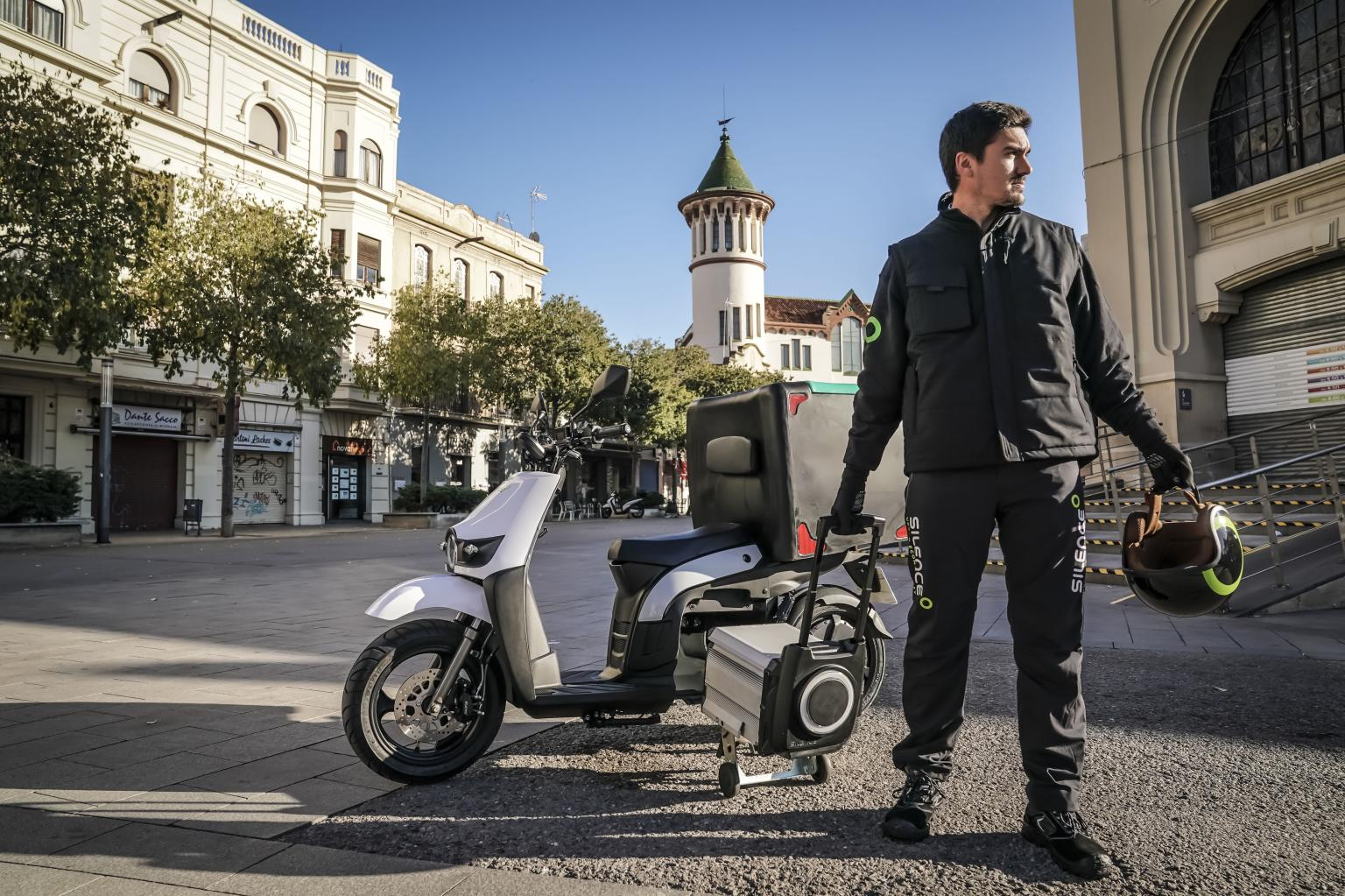 Silence e-scooter tegen revolutionaire prijs