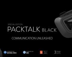 PACKTALK BLACK