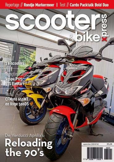Scooter&bikexpress #160 (september 2020)