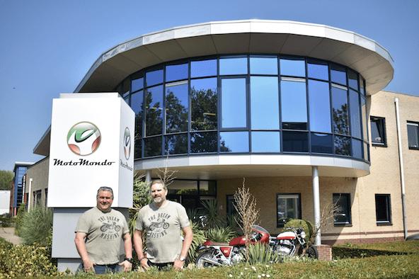 Motomondo met Mash actief in UK en Ierland!