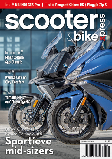 Scooter&bikexpress #161 (oktober 2020)